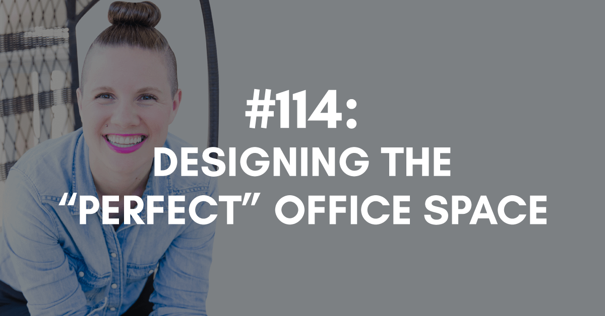 """Designing the """"Perfect"""" Home Office"""
