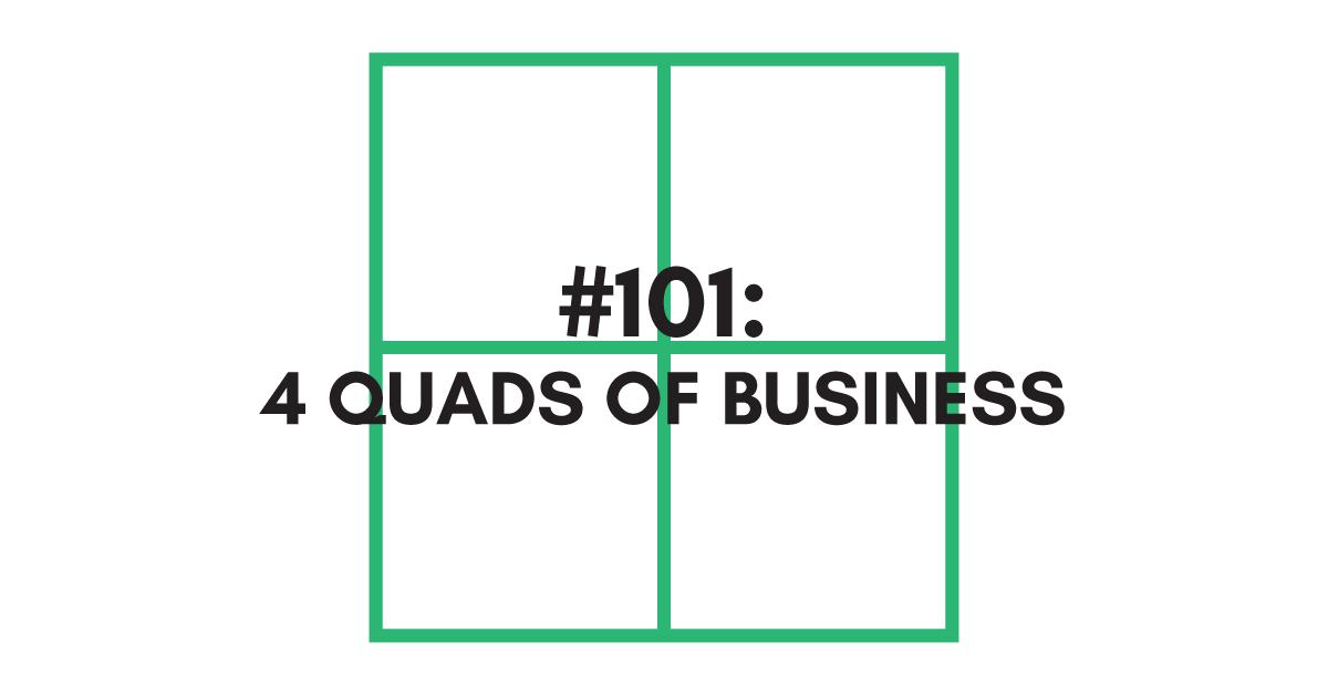 4 Quads of Business