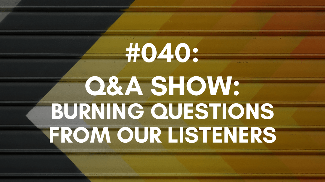 listener questions about referrals