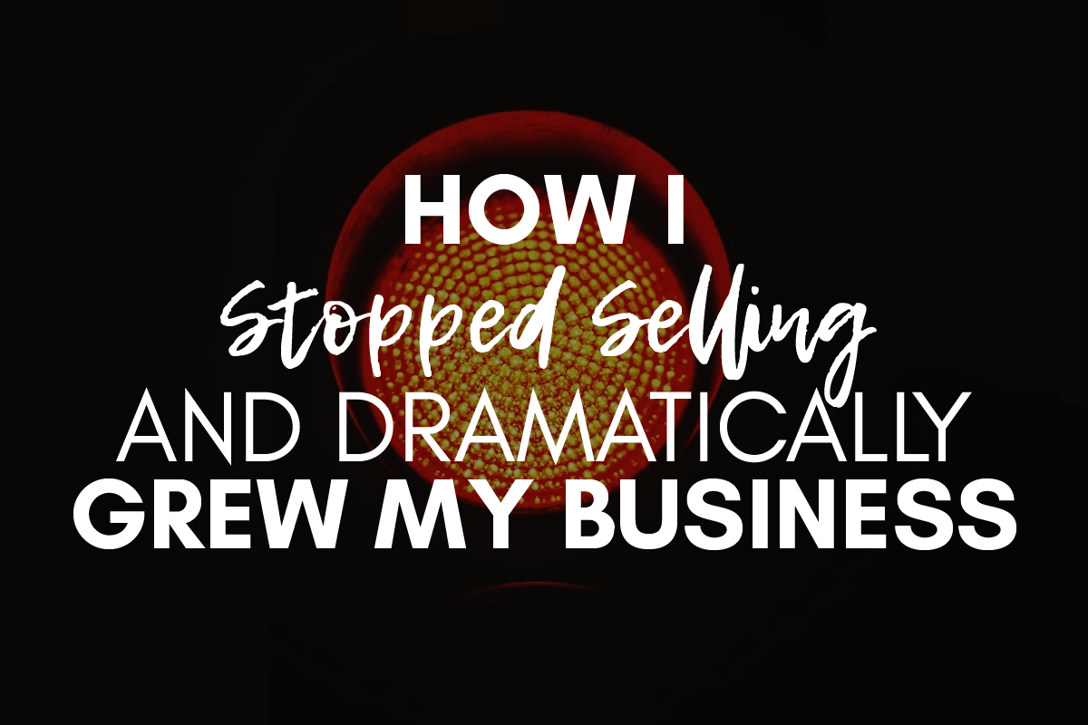 Referrals Changes Your Sales Language